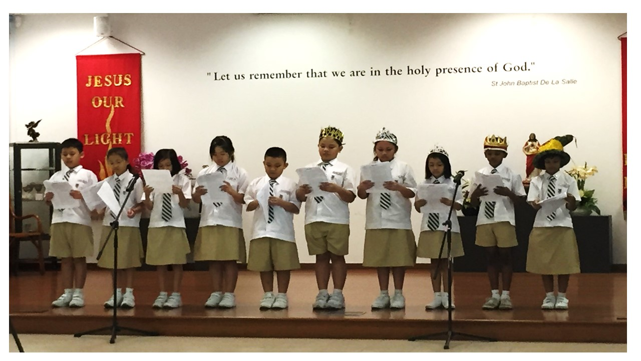 Readers Theatre performance